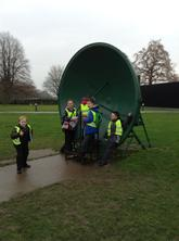 December 2013 - Jodrell Bank Discovery Centre - Year 5. 11