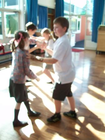 VE Day - Swing Dancing!