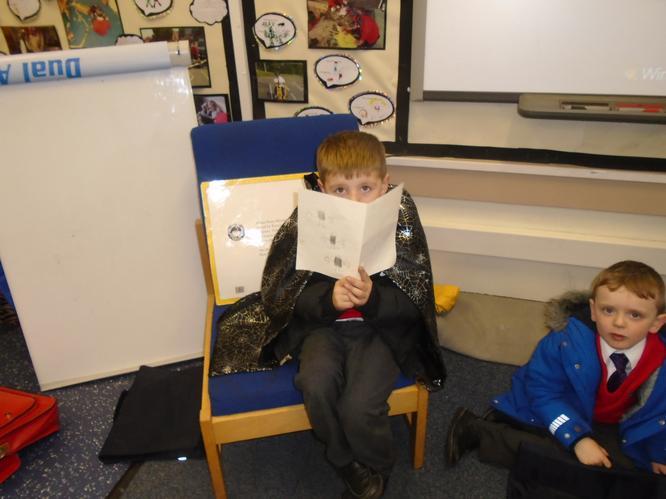 Jack the storyteller