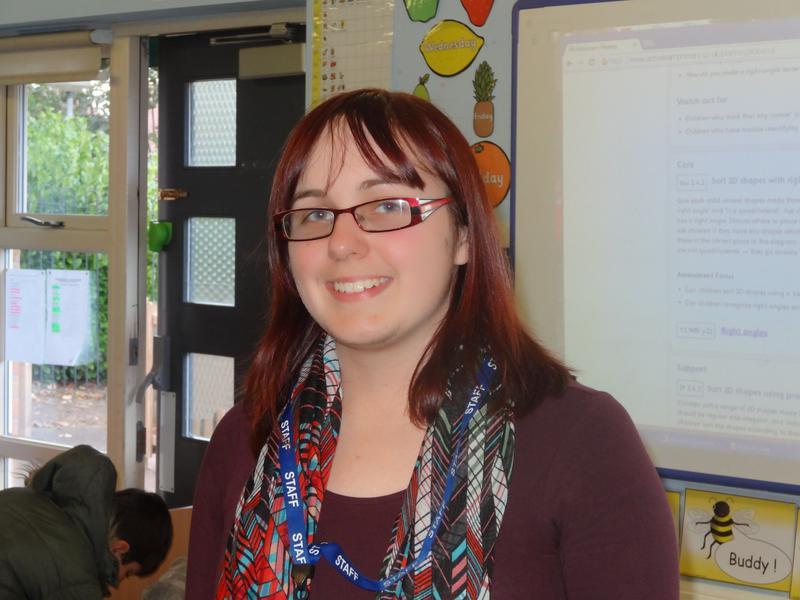 Miss Evans Y1