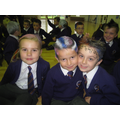 Merit Assembly Mad Hair Day