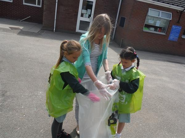 'The Big Tidy' cleaning up our environment