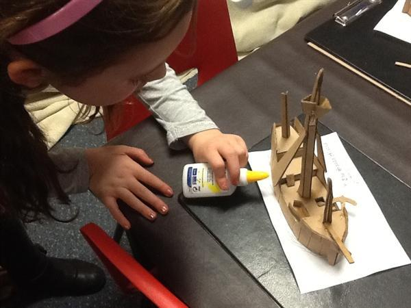 Making boats