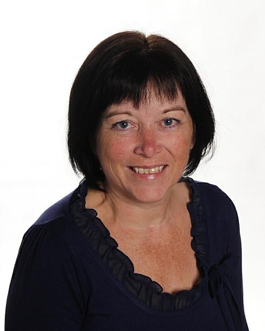 Teacher Mrs Exley