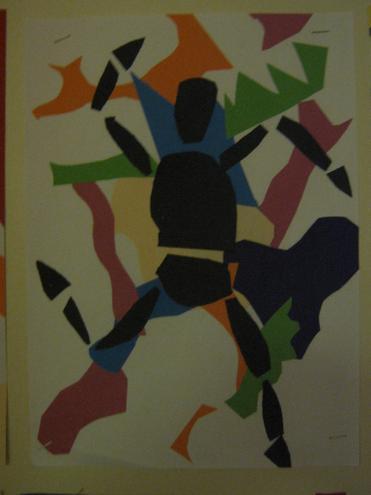 Year 5 & 6 Matisse figures