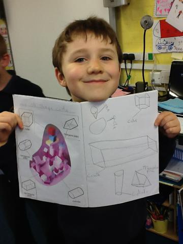describing properties of shapes