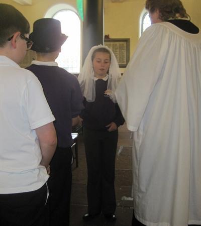 Elterwater Church Visit (Nov 2013)