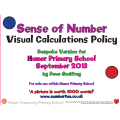Visual Calculations Policy