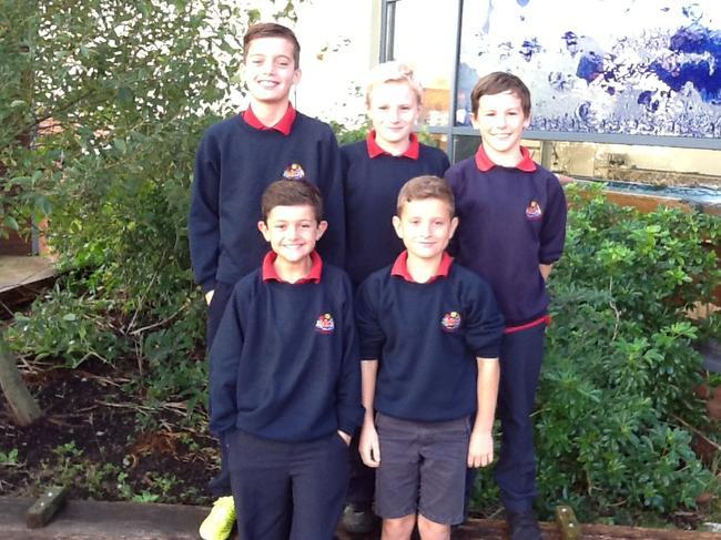 Rygbi dan 11 / Under 11's rugby