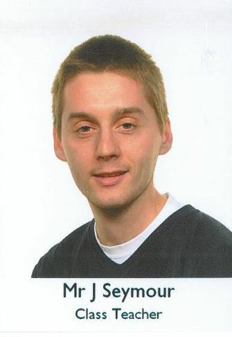 J Seymour, Y2 Teacher