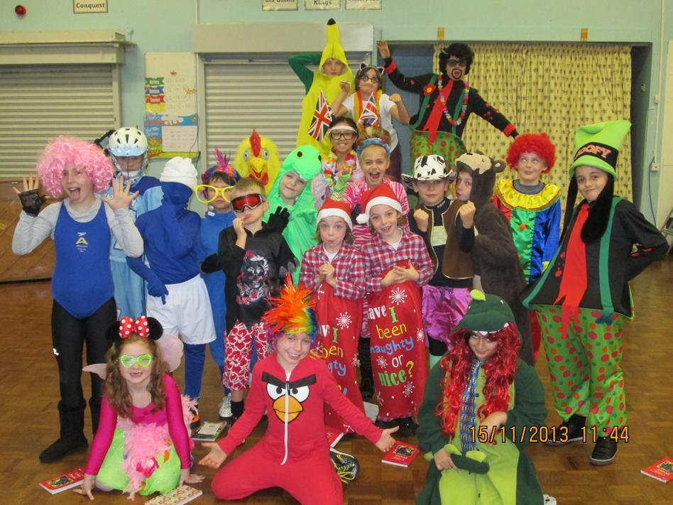 Wacky Day for Children in Need