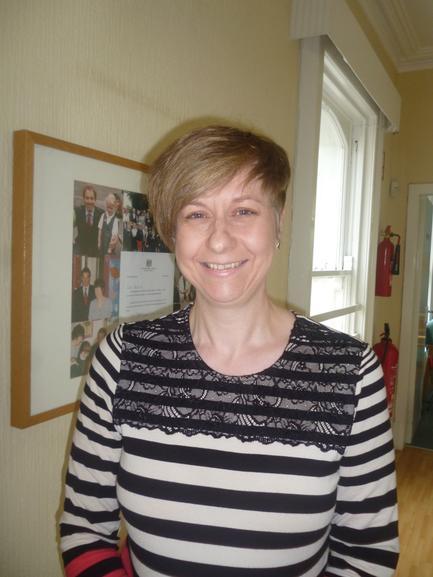 Mrs Winter, Speech Therapist