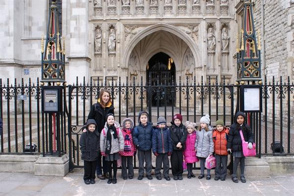 Houses of Parliament Visit