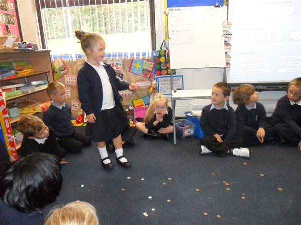 Learning about different coins