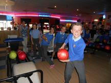 Ten Pin Bowling - Phase 5 & 6 - July 2014 2