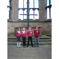Coventry Cathedral Worship Visit