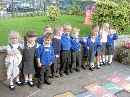 Our Nursery Morning Children