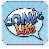 Comic Life ! Make comics using photos or drawings.