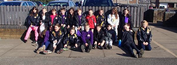 Y5&6 Gym Team (Mar 13)