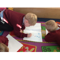 We created our own story maps