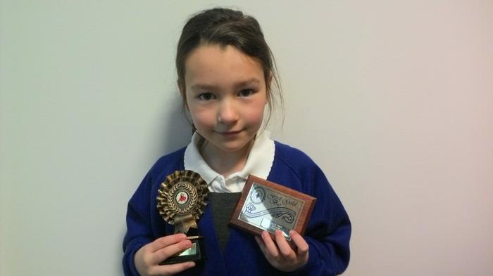 Evelyn  - Star dance awards