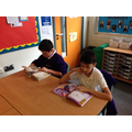'The Crusaders' love reading.