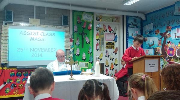 Our Class Mass