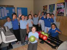 Ten Pin Bowling - Phase 5 & 6 - July 2014 11