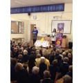 For the start of Science week we had a special