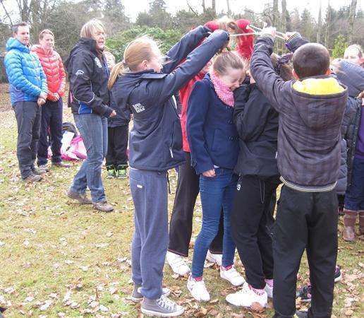 Tale Trail Teamwork