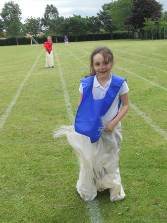 Mini Olympics in Enrichment time