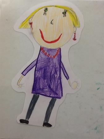 Mrs Fisher - Classroom Assistant