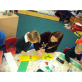 Our special visitors came to visit Nursery today!