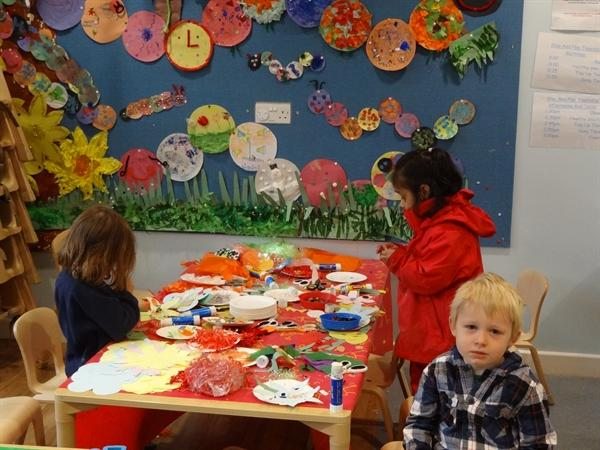 Trip to Syon Children's Centre.