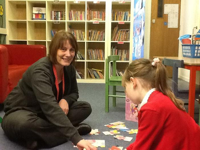 Mrs Lisa Williams - Teaching Assistant