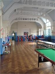 Hall and Dining Room
