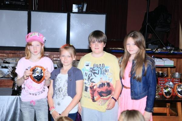 Timberley Girls Award