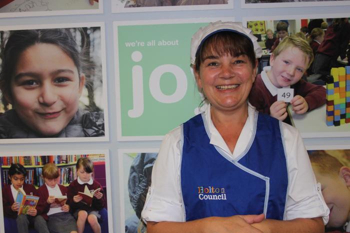 Mrs H Deane - School Meals Assistant
