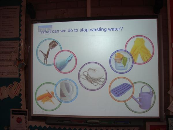 Year 5 water