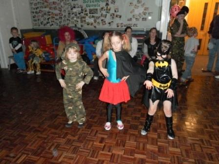 Help for Heroes Disco Years 1-3