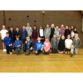 Yr 5/6 Indoor Athletics (Deeping) 2nd 20.01.15