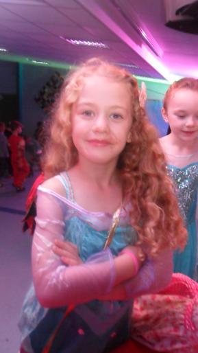 Plenty of princesses in Y1!