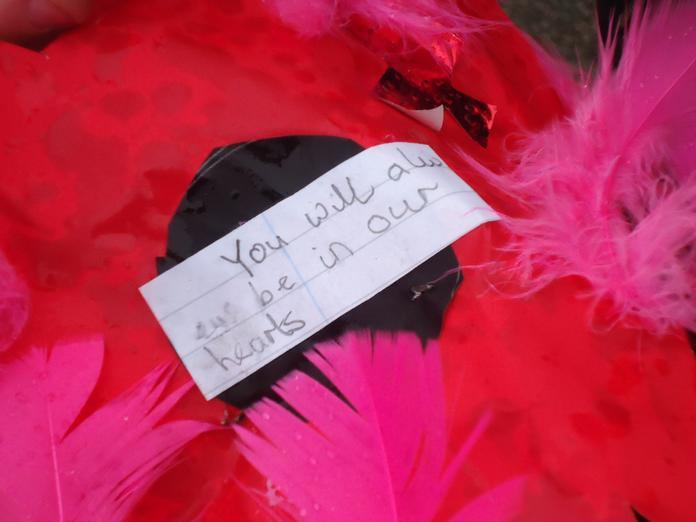 Heartfelt messages