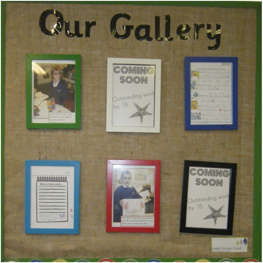 Our Gallery - full of outstanding work!