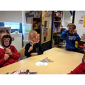 Acting out 'The Great Race' story