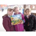 World Book Week - enjoying a story
