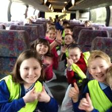 December 2013 - Jodrell Bank Discovery Centre - Year 5. 2