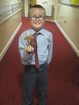Award for Endeavour.