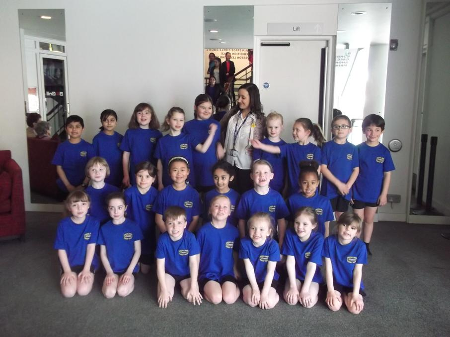 Our dance team!