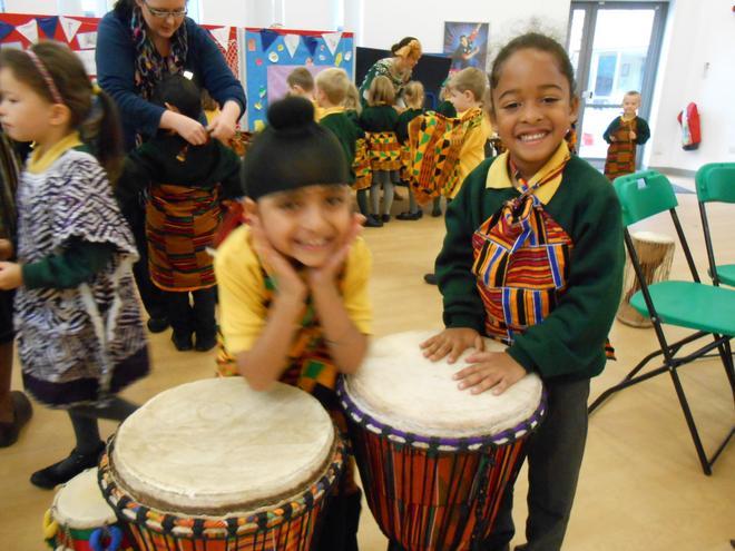 African workshop